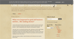Preview of businessphilosophies.net